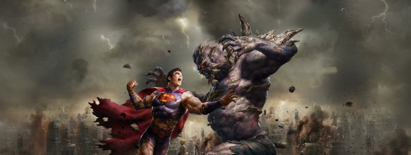 The Death Of Superman + Reign Of The Supermen